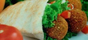Flafel Sandwich Victoria