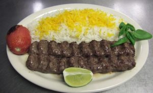 Kebab Kobideh